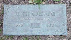 Albert Alonzo Alderman