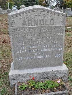 Albert E Arnold