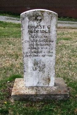 Ernest C. Aldridge