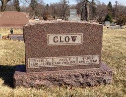 Effie A. <i>Deviney</i> Clow