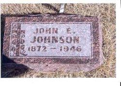 John E. Johnson