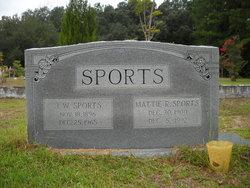 Mattie <i>Richbough</i> Sports
