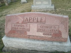 Amanda F. <i>Johnson</i> Apple