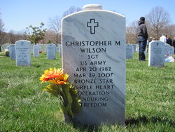 Sgt Christopher M. Wilson