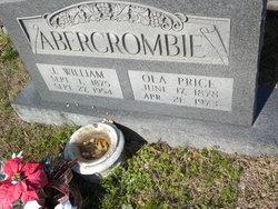 J William Abercrombie