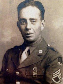 Sgt Pierce W. Shine