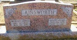 Lillie Pearl <i>Liles</i> Ainsworth