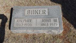 Josephine <i>Brown</i> Baker