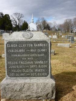 Helen F Nellie <i>Freeman</i> Van Nest