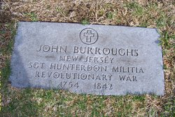 Sgt John Burroughs