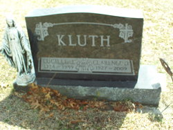 Lucille Jean <i>Lochner</i> Kluth