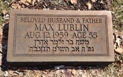 Max Lublin