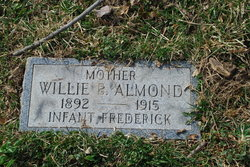 Willie Bell <i>Booth</i> Almond
