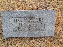 Ida D <i>Cooper</i> Nixdorf