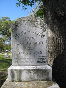 Rev James M Adams
