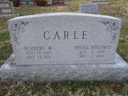 Herbert M Carle