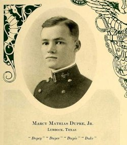 Adm Marcy Mathias Dupre, Jr