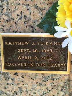 Matthew Ylikangas