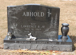 Lawrence R. Kid Abhold, Jr