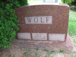 Anna Dorothy <i>Hoefel</i> Wolf