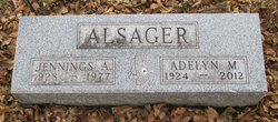 Adelyn Marjory <i>Thompson</i> Alsager