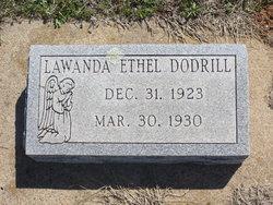 Lawanda Ethel Dodrill