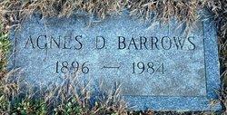 Agnes Dickie <i>Wood</i> Barrows