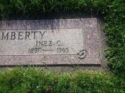 Inez L <i>Curl</i> Lamberty