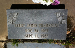 Brent James Champagne
