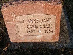 Anne Jane Carmichael