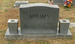 Ruth E <i>Ingle</i> Abrams