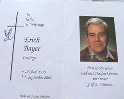 Erich Bayer