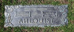 Ruth E Ahlquist