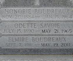 Odette <i>Savoie</i> Boudreaux