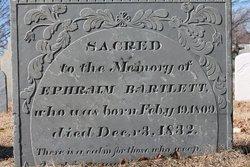 Ephraim Bartlett