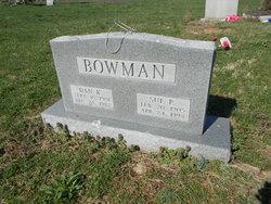 Sue Elizabeth <i>Poe</i> Bowman