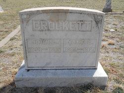 Jane <i>Love</i> Crockett
