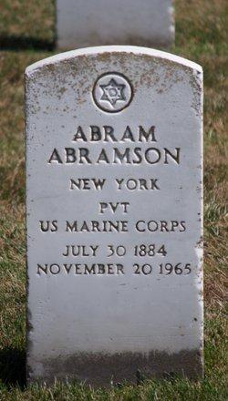 Abram Abramson