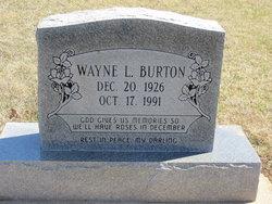 Wayne L. Burton