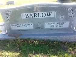 Henry Abbott Barlow