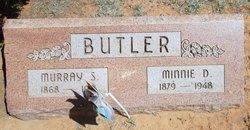 Minnie D. Butler