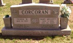 Mary <i>Mellott</i> Corcoran