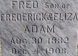 Fred Adam