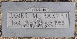 James Monroe Baxter