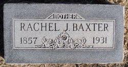 Rachel J <i>Ball</i> Baxter