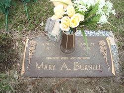 Mary Annabelle <i>Burton</i> Burnell