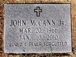 John Alfred McCann, Jr