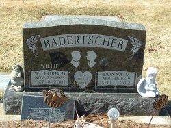 Wilford D. Badertscher