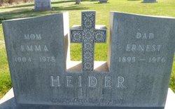 Ernest Heider