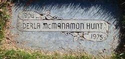 Derla <i>McManamon</i> Hunt